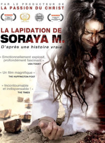 """Poster for the movie """"The Stoning of Soraya M."""""""