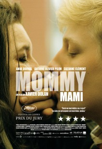 """Poster for the movie """"Mommy"""""""