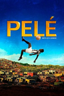 """Poster for the movie """"Pelé: Birth of a Legend"""""""