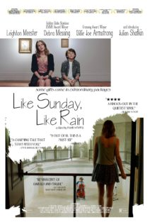 "Poster for the movie ""Like Sunday, Like Rain"""