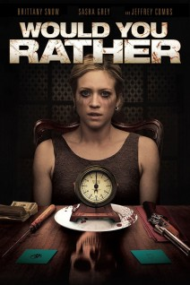 "Poster for the movie ""Would You Rather"""