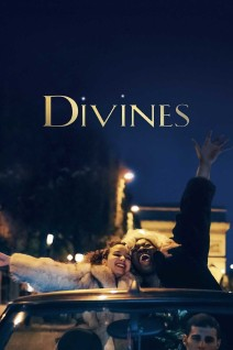 "Poster for the movie ""Divines"""