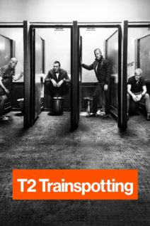 "Poster for the movie ""T2 Trainspotting"""