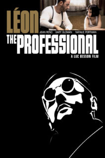 "Poster for the movie ""Leon: The Professional"""