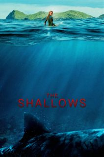 "Poster for the movie ""The Shallows"""