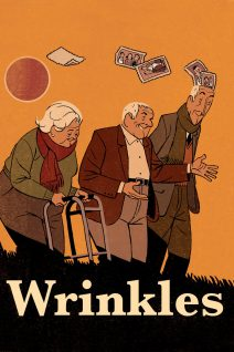"Poster for the movie ""Wrinkles"""