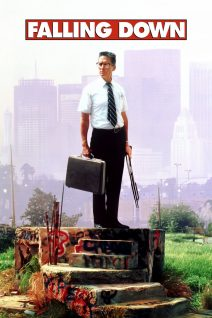 "Poster for the movie ""Falling Down"""