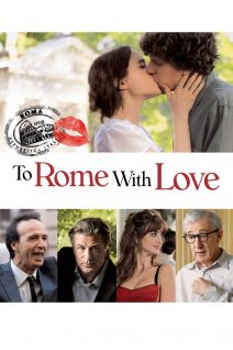 """Poster for the movie """"To Rome with Love"""""""
