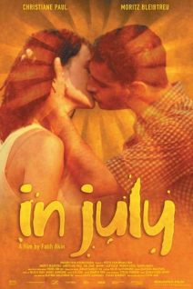 "Poster for the movie ""In July"""