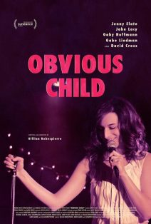 "Poster for the movie ""Obvious Child"""