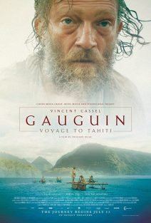 "Poster for the movie ""Gauguin : Voyage de Tahiti"""