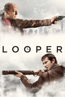 "Poster for the movie ""Looper"""