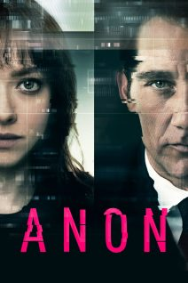 "Poster for the movie ""Anon"""