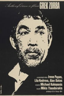 "Poster for the movie ""Zorba the Greek"""