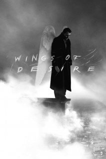 "Poster for the movie ""Wings of Desire"""