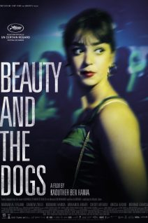 "Poster for the movie ""Beauty and the Dogs"""