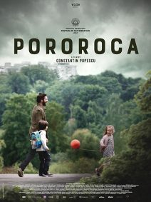 "Poster for the movie ""Pororoca"""