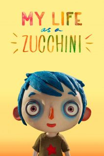 "Poster for the movie ""My Life as a Zucchini"""