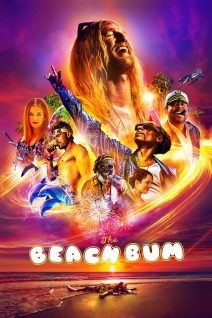 "Poster for the movie ""The Beach Bum"""