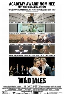 "Poster for the movie ""Wild Tales"""