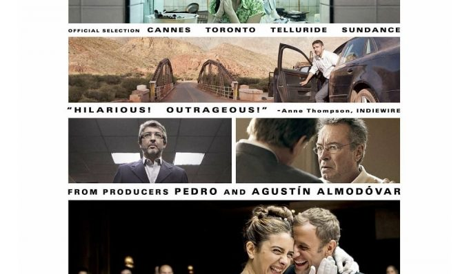 """Poster for the movie """"Wild Tales"""""""