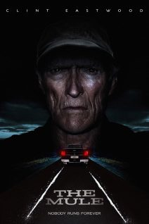 "Poster for the movie ""The Mule"""