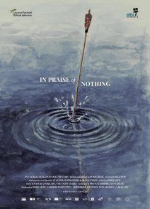 "Poster for the movie ""In Praise of Nothing"""