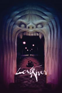 "Poster for the movie ""Lost River"""