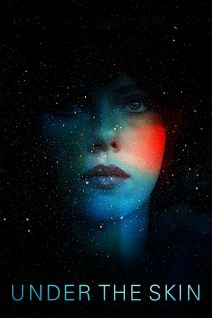 """Poster for the movie """"Under the Skin"""""""