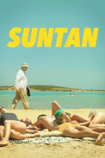 "Poster for the movie ""Suntan"""