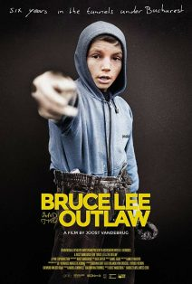 "Poster for the movie ""Bruce Lee and the Outlaw"""