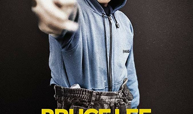 """Poster for the movie """"Bruce Lee and the Outlaw"""""""