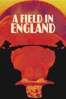 "Poster for the movie ""A Field in England"""