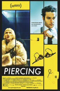 "Poster for the movie ""Piercing"""