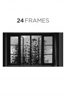 "Poster for the movie ""24 Frames"""