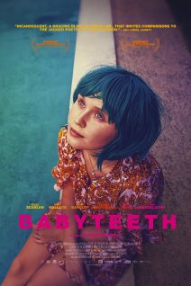 "Poster for the movie ""Babyteeth"""
