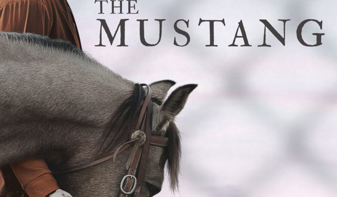 """Poster for the movie """"The Mustang"""""""