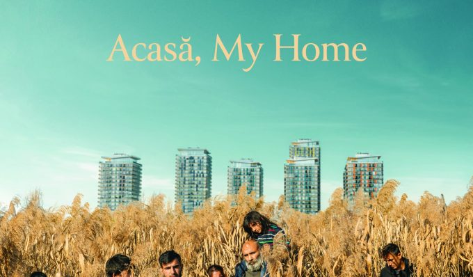 """Poster for the movie """"Acasa, My Home"""""""