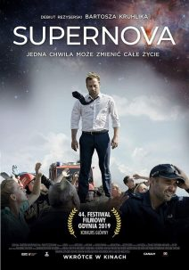 "Poster for the movie ""Supernova"""