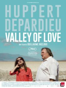 "Poster for the movie ""Valley of Love"""