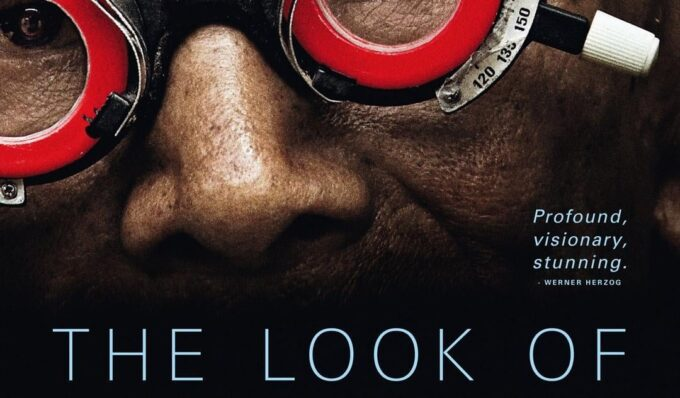 """Poster for the movie """"The Look of Silence"""""""