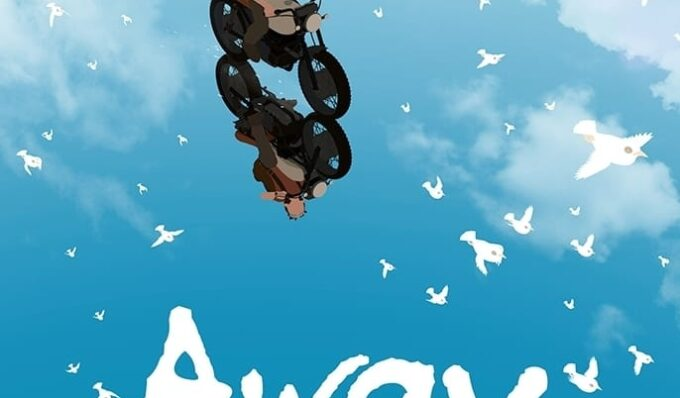 """Poster for the movie """"Away"""""""