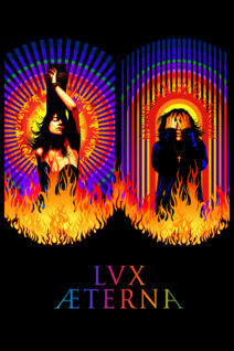 "Poster for the movie ""Lux Æterna"""