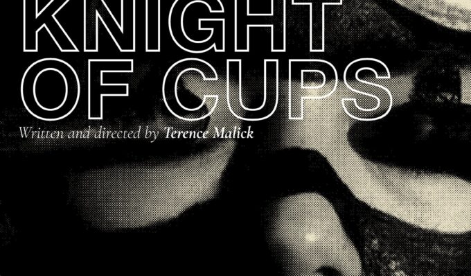 """Poster for the movie """"Knight of Cups"""""""