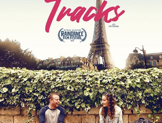 """Poster for the movie """"Tracks"""""""