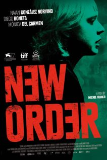 """Poster for the movie """"New Order"""""""