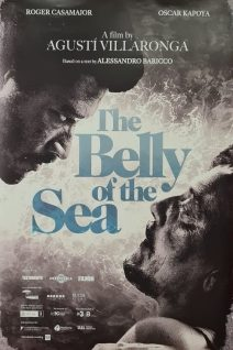 """Poster for the movie """"The Belly of the Sea"""""""