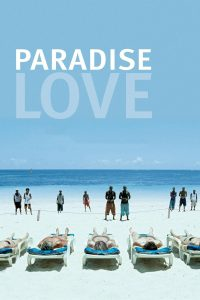 """Poster for the movie """"Paradise: Love"""""""